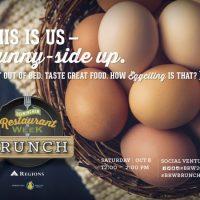 BRUNCH presented by Birmingham Restaurant Week 2016