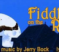 """Fiddler on the Roof"" Theatrical Production"