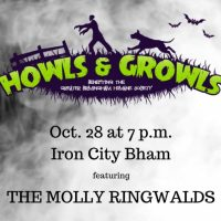 Howls & Growls featuring The Molly Ringwalds