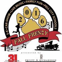 Fall Frenzy 2016