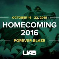 UAB Homecoming Week