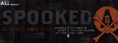 Spooked: Stories That Go Bump In the Night