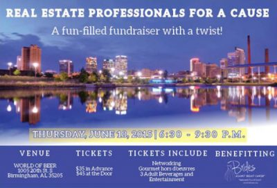 Real Estate Professionals for a Cause