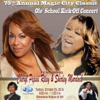 75th Annual Magic City Classic Ole School Kick-Off Concert