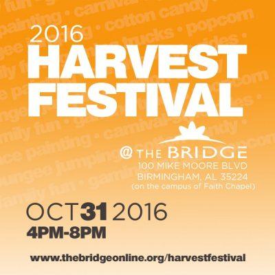 2016 Harvest Festival