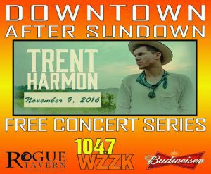 Downtown After Sundown with Trent Harmon