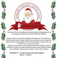 Sensory Friendly Santa Claus