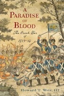 Book Signing: Howard T. Weir III - A Paradise of Blood