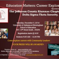 Education Matters: Career Explosion