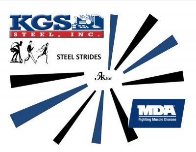 Steel Strides 5K for MDA