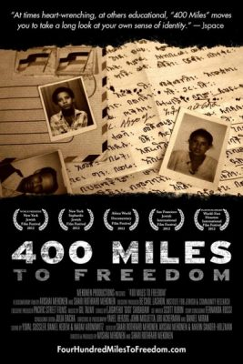 """""""400 Miles to Freedom"""" moderated by Sally Friedman"""