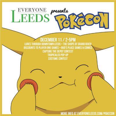 Everyone Leeds presents PokéCon