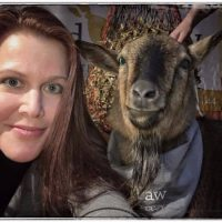 Toddies and Goat Selfies - to benefit Hand in Paw