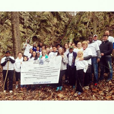 The Birmingham Pledge 4th Annual New Years Hike