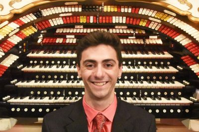Nathan Avakian in Concert on the Alabama Theatre's Mighty Wurlitzer Theatre Pipe Organ