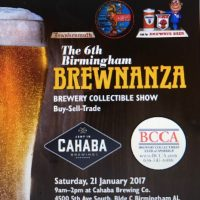 6th Annual Brewnanza Brewery Collectibles Show