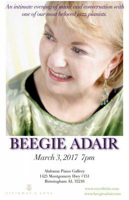 An Evening with Beegie Adair