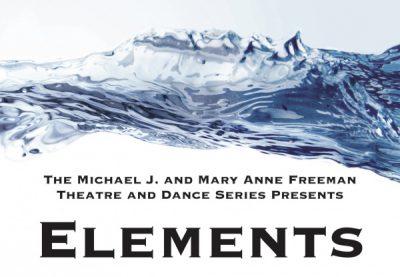 Elements: A Dance Concert