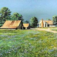 Watercolor Landscapes with Wayne Spradley