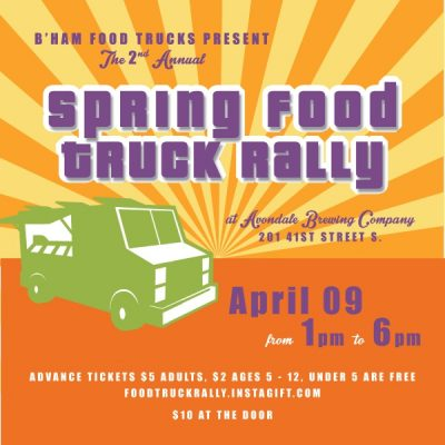 Spring Food Truck Rally