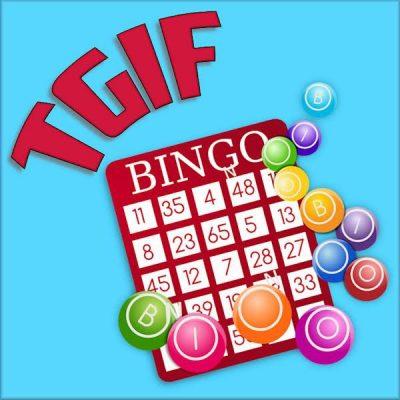 T.G.I.F. Bingo