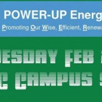 POWER-UP 2017: Resiliency, Climate and Energy in Uncertain Times