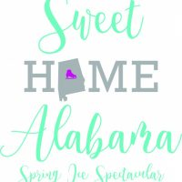 Sweet Home Alabama Spring Ice Spectacular