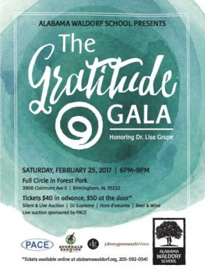 2017 Gratitude Gala