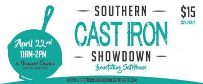 Southern Cast Iron Showdown