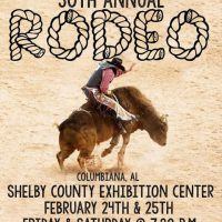 Shelby County Cattlemen's Association 30th Annual Rodeo