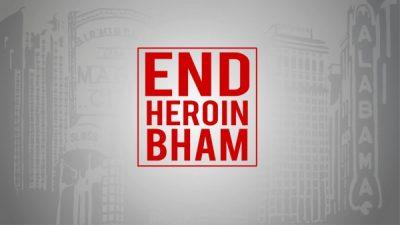 End Heroin Bham Walk