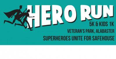SuperHero 5k/Fun Run