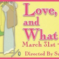 South City Theatre Presents... LOVE, LOSS, AND WHAT I WORE