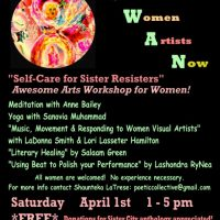 Awesome Arts Workshop for Women