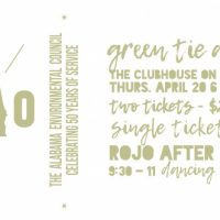 AEC Green Tie Affair: Celebrating 50 Years of Service