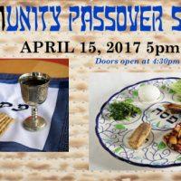 Community Passover Seder