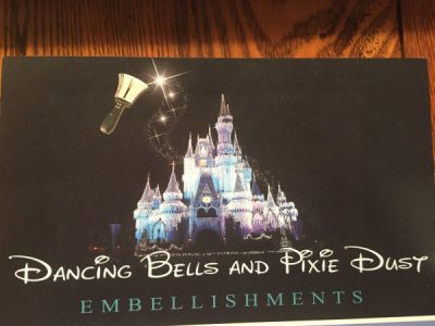 """Dancing Bells and Pixie Dust"" Embellishments Concert"