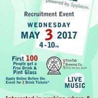 RoleCall Recruitment Event