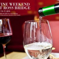 Ross Bridge Resort Wine Weekend to benefit Hope for Autumn Foundation