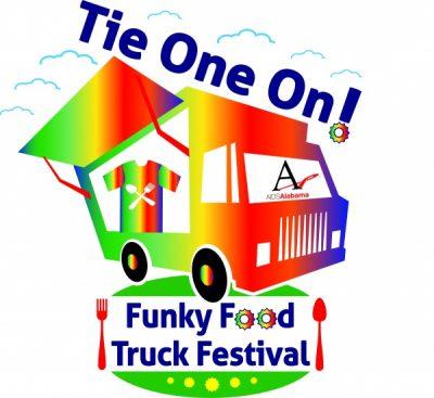 Tie One On! Funky Food Truck Festival