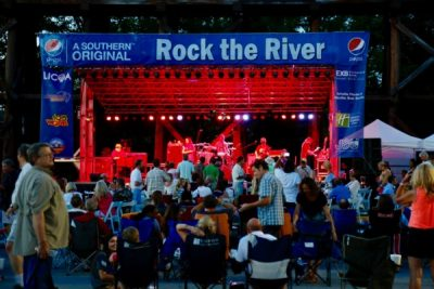 Rock the River with Rebirth Brass Band