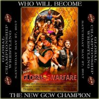 Global Warfare - GCW Championship Wrestling - Steel Cage Event