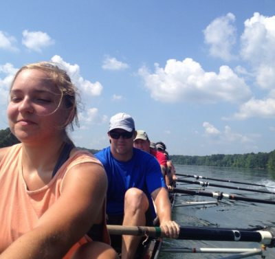 Adult Learn to Row Class - June Session