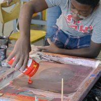 Printmaking Summer Art Camp Grades 6-12