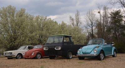 Heartland Cruisers Run To The Mill Open Car Show