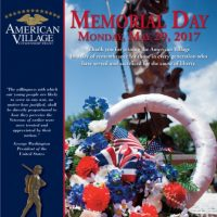 Memorial Day Celebration at American Village