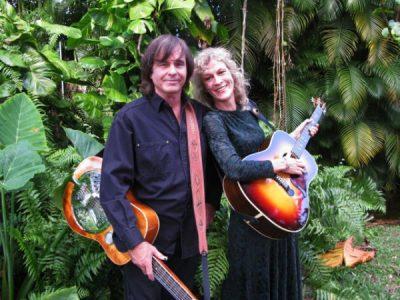 Jennings & Keller Perform Benefit Concert For Firs...