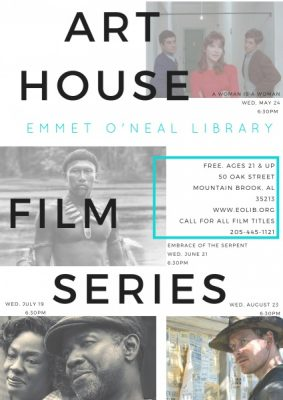 Art House Film Series: Embrace of the Serpent