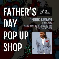 The Cedric Brown Collection Pop-Up Show and Lecture