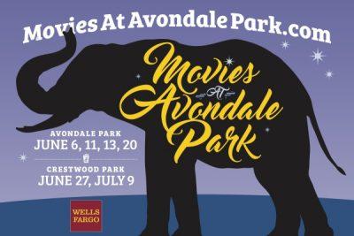 Movies at Avondale Park: Willy Wonka